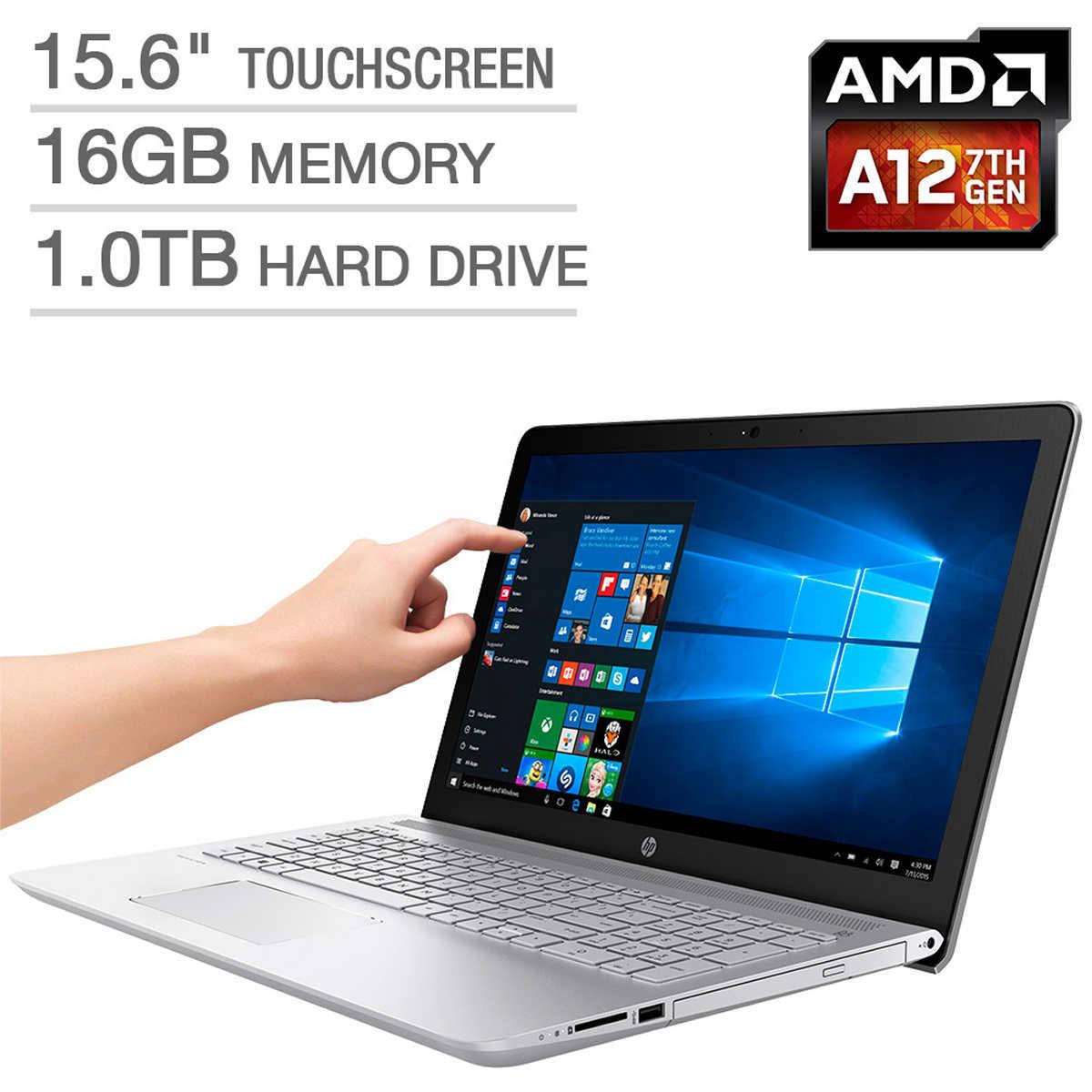 HP Pavilion 15z Touchscreen Laptop - AMD A12 - 1080p $599.99 + $14.95 shipping