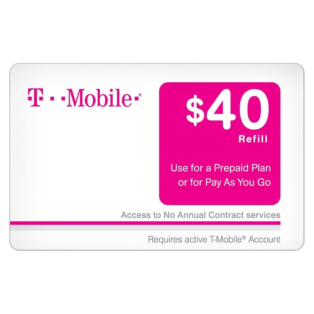 Target.com: T-mobile Prepaid cards 5% off