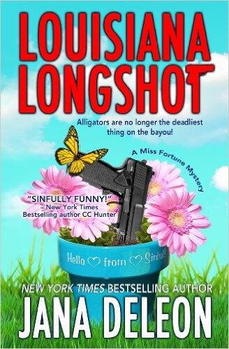 Free Kindle Ebook 3700+ reviews: Louisiana Longshot (A Miss Fortune Mystery, Book 1)