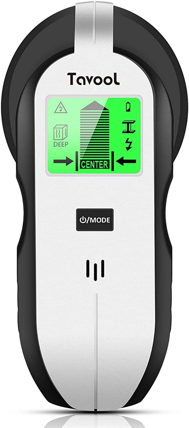 Stud Finder Sensor Wall Scanner - 4 in 1 Electronic Stud Sensor Beam Finders Wall Detector Center Finding with LCD Display for Wood AC Wire Metal Studs Joist Detection $27.99
