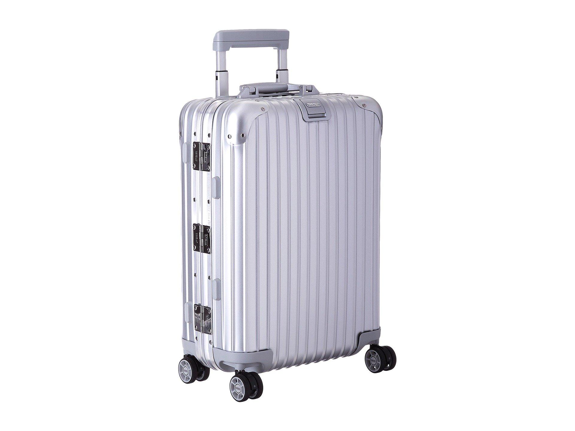 30% off select Rimowa Multiwheel luggage $437.99