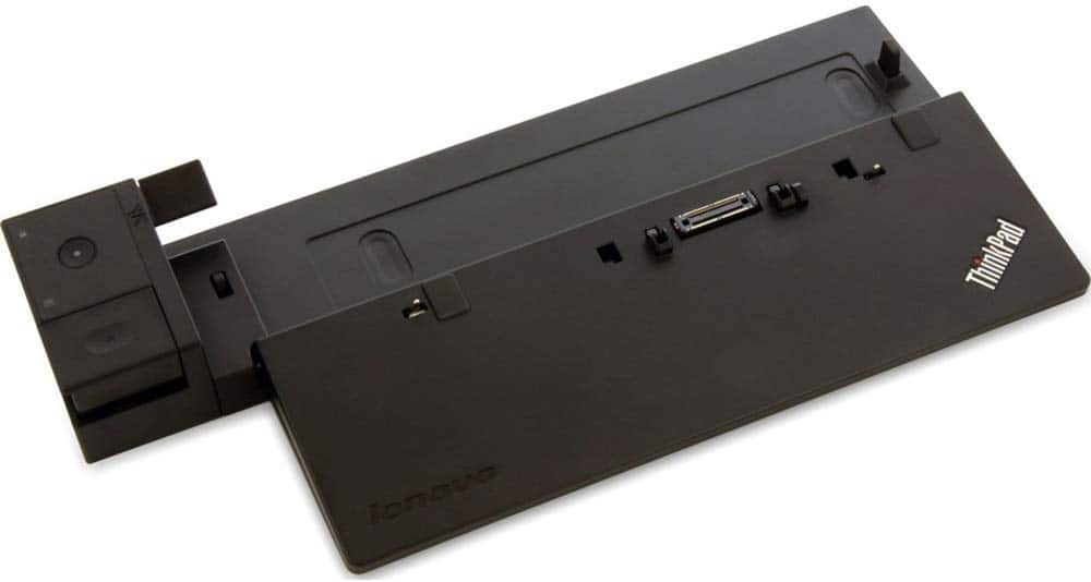 Lenovo ThinkPad USA Ultra Dock With 90W 2 Prong AC Adapter (40A20090US, Retail Packaged) - $16.25