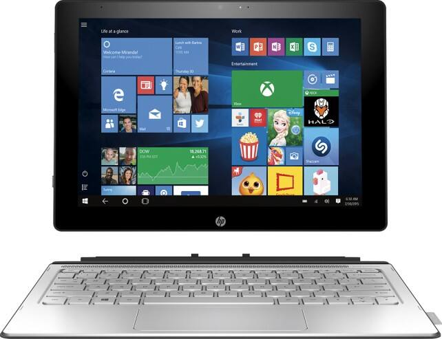 "HP - Spectre x2 2-in-1 12"" Touch-Screen Laptop - Intel Core m3 - 4GB Memory - 128GB Solid State Drive @ Best Buy $399.99 + FS"