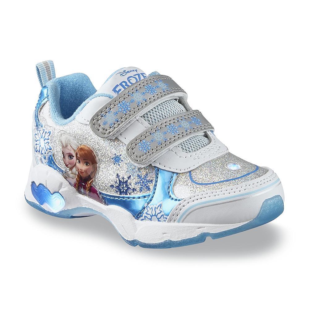 Disney Toddler Girl's Frozen Light-Up Sneaker for $8.99 @Sears
