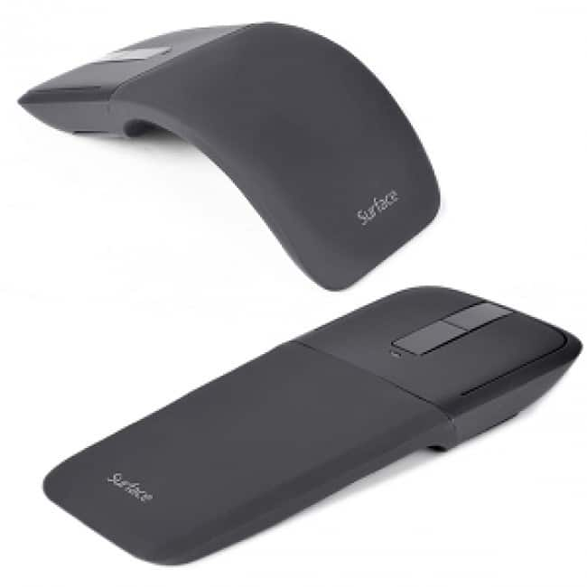 Microsoft Arc Touch Surface Edition 4-Button Wireless Bluetooth Scroll Mouse for $52 w/ free shipping on iTechdeals