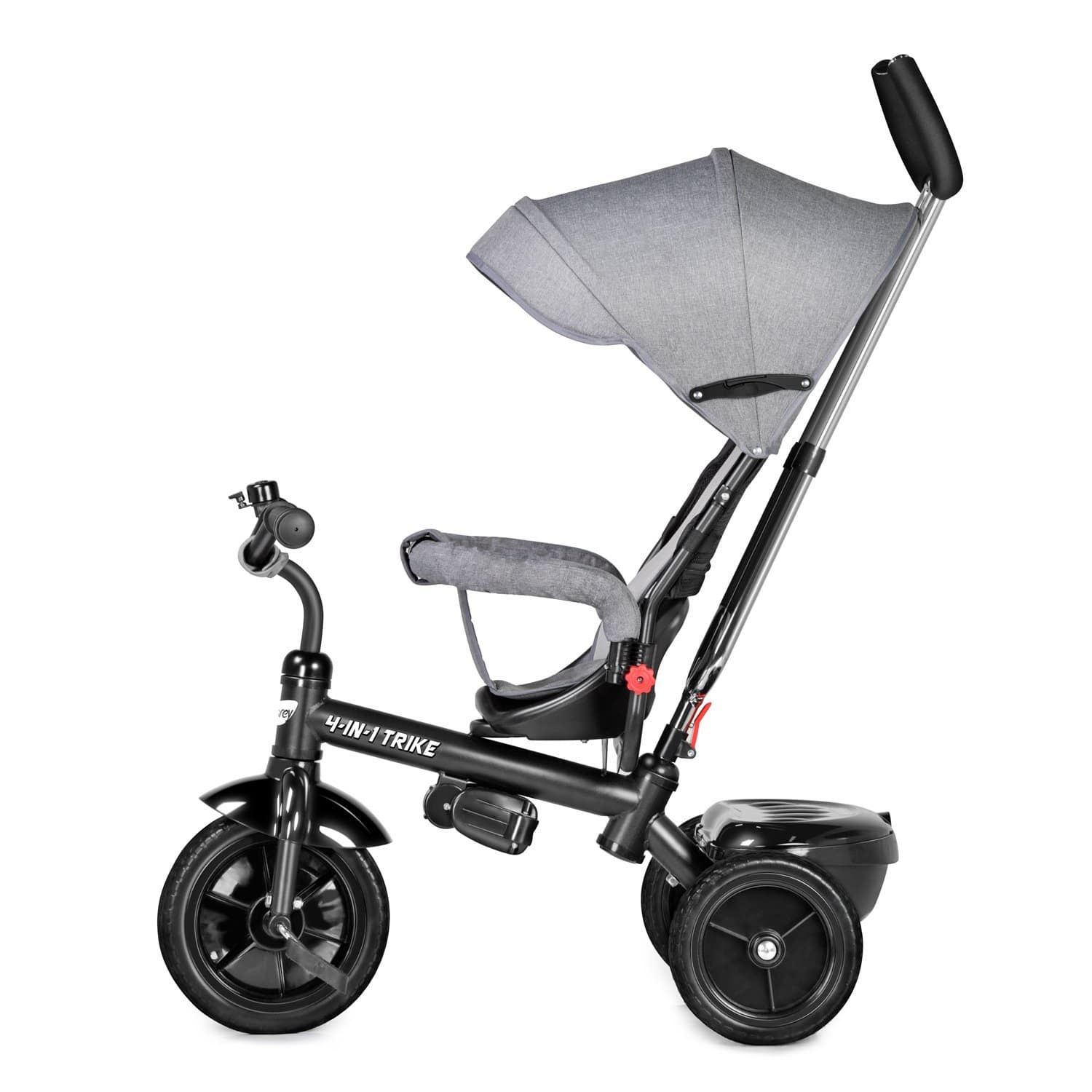 Besrey 4-in 1 Lightweight Convertible Kids' tricycle for $68.8 w/ free shipping on Amazon