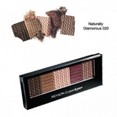 Revlon CustomEyes Naturally Glamorous NAtural $5.99 @ walmart.com