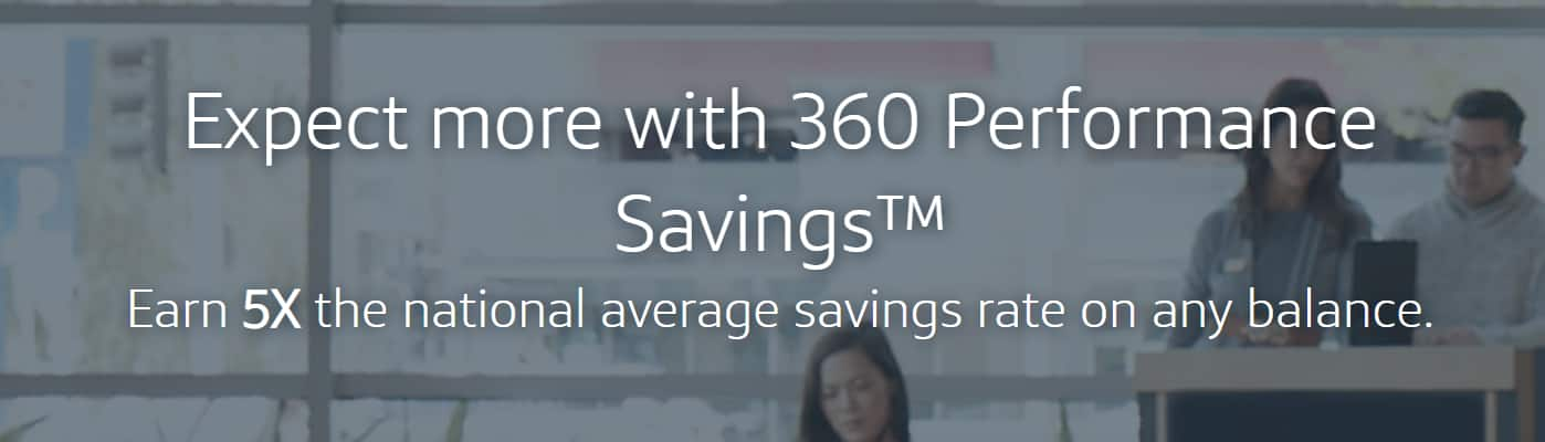 New Capital One 360 Performance Savings Account: 1.80% APY on all balances, no minimum balance requirements, no monthly maintenance fees