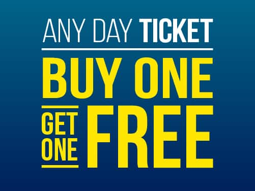 San Diego Seaworld Anyday tickets - Buy one get one free. $102 for 2 tickets