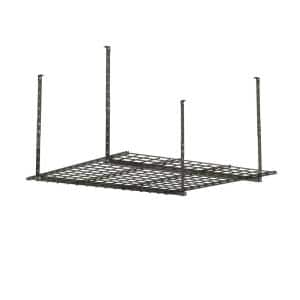 "45"" X 45"" X 29"" HyLoft mounted ceiling storage $38.48 at Home Depot (possibly 15% cheaper on Amazon Prime)"