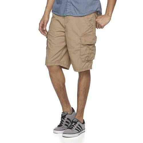 Men's Urban Pipeline® Ripstop Cargo Shorts for $12 + free store pick up @ Kohl's