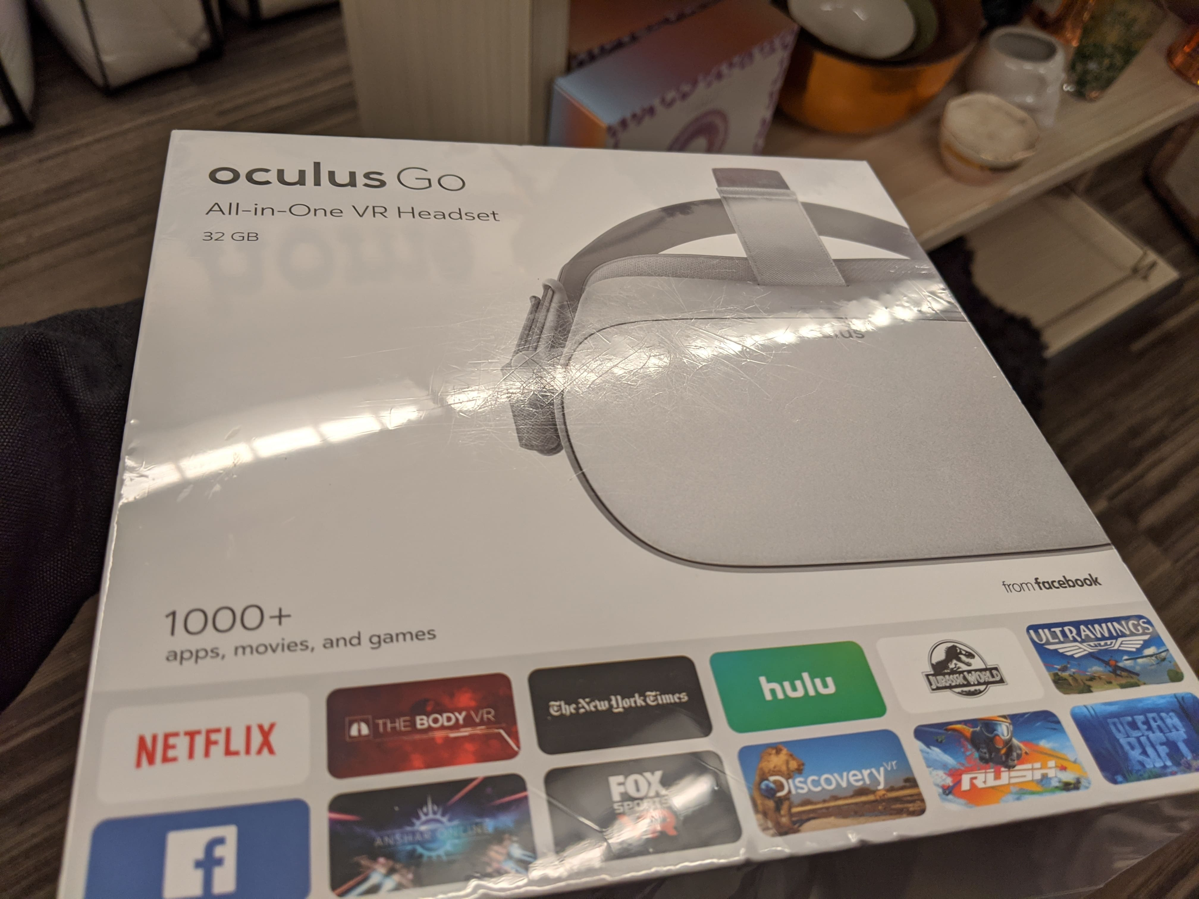 Oculus Rift Go @ Nordstrom Rack - $49.97 YMMV