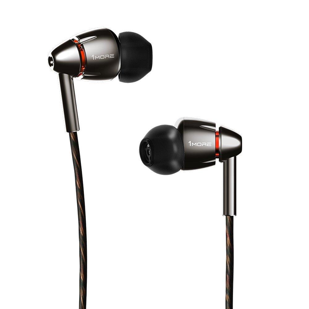 1MORE Quad Driver In-Ear Headphones $119.99 @ Amazon