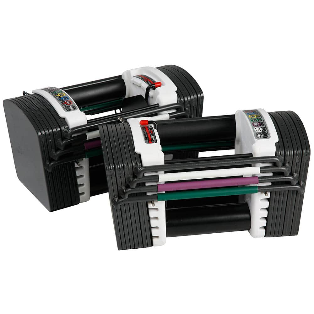 Powerblock Used: PowerBlock Sport 90 Adjustable Dumbbell Set + $27 SYW