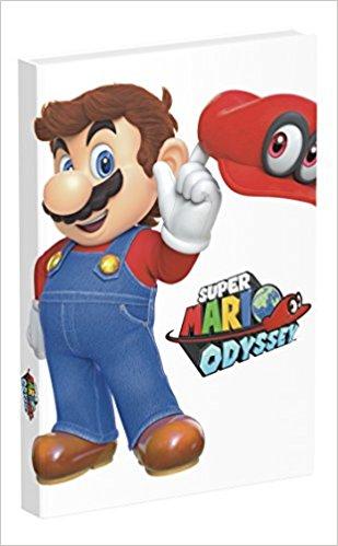 Super Mario Odyssey: Prima Collector's Edition Guide $23.99