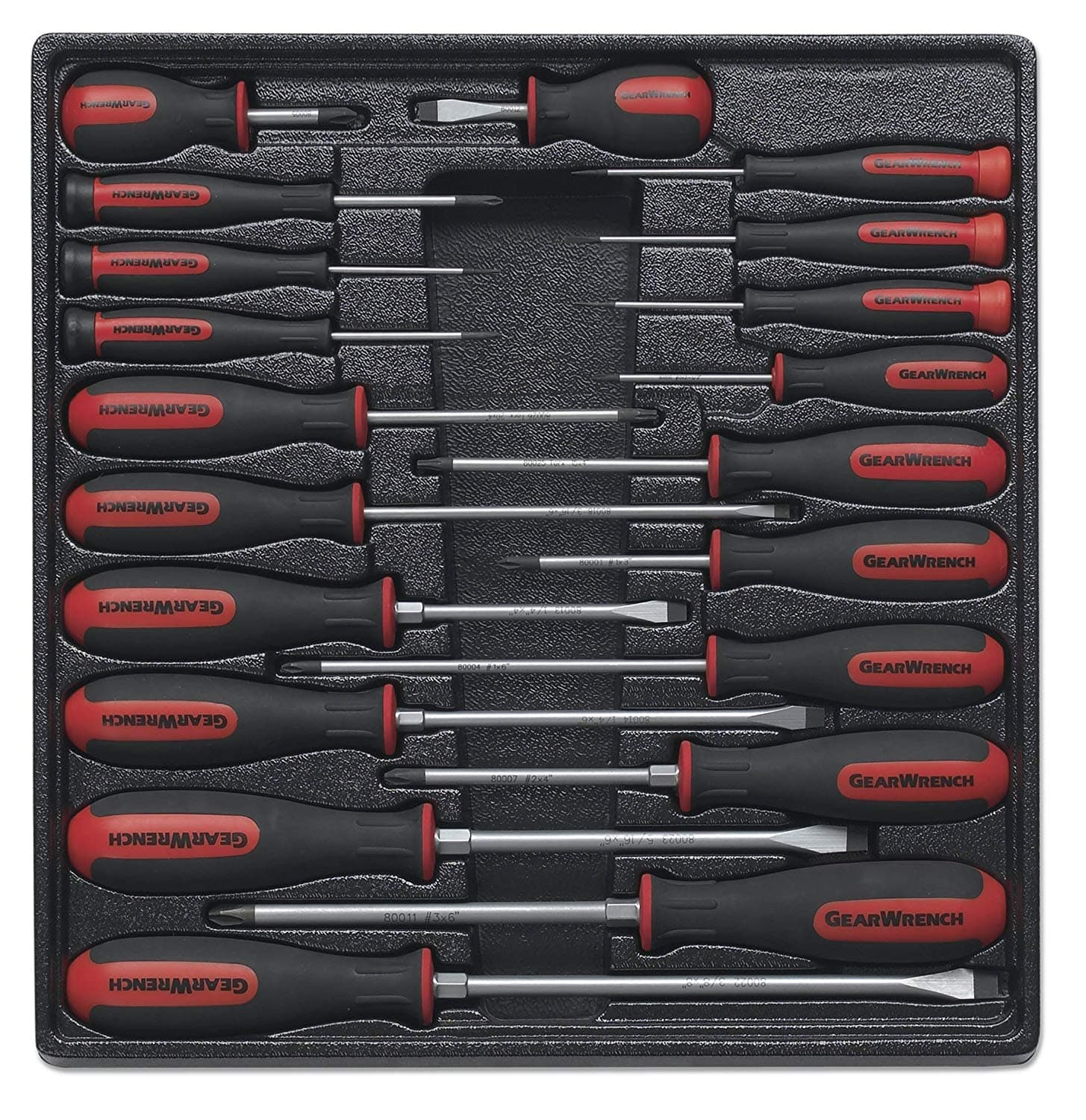 GEARWRENCH 80066 20pc driver set $58.09