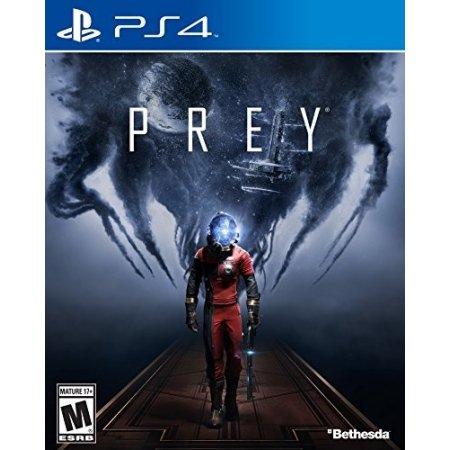 Prey (PS4)  $10  (Wal-mart Store  YMMV)