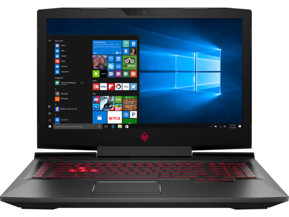New Design OMEN Gaming Laptop Series 17.3'' FHD 120 Hz IPS or 4K Display Customization Available Starting from $1399.99 + Free S/H