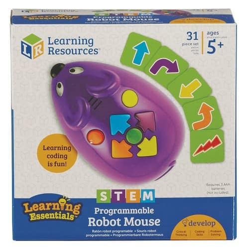 Learning Resources Code & Go Robot Mouse $22.97
