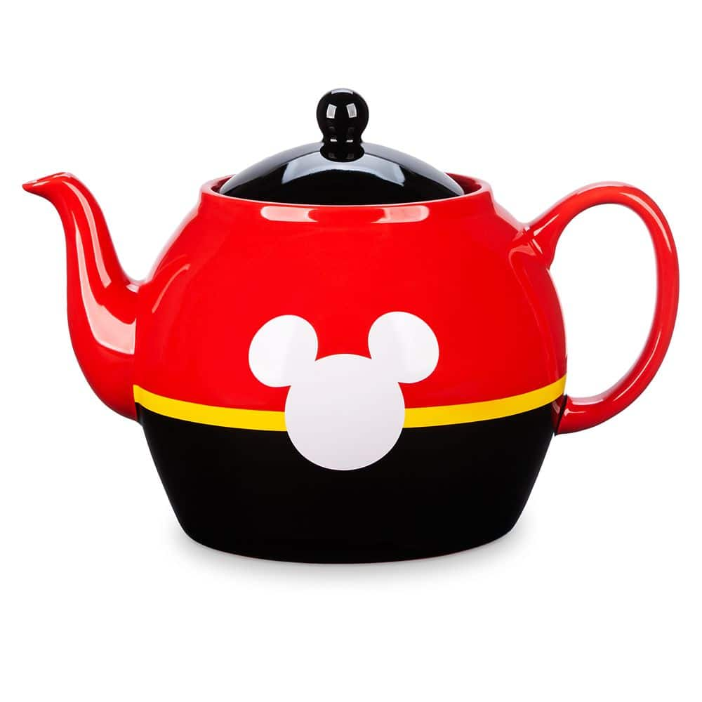 Mickey Mouse Icon Teapot $14.38