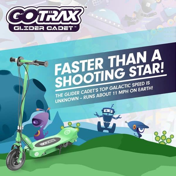 GOTRAX GLIDER CADET Electric Scooter $129
