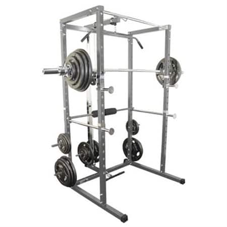 Valor BD-7 Power Rack with Lat Pull Attachment $389.99 + fs @rakuten.com