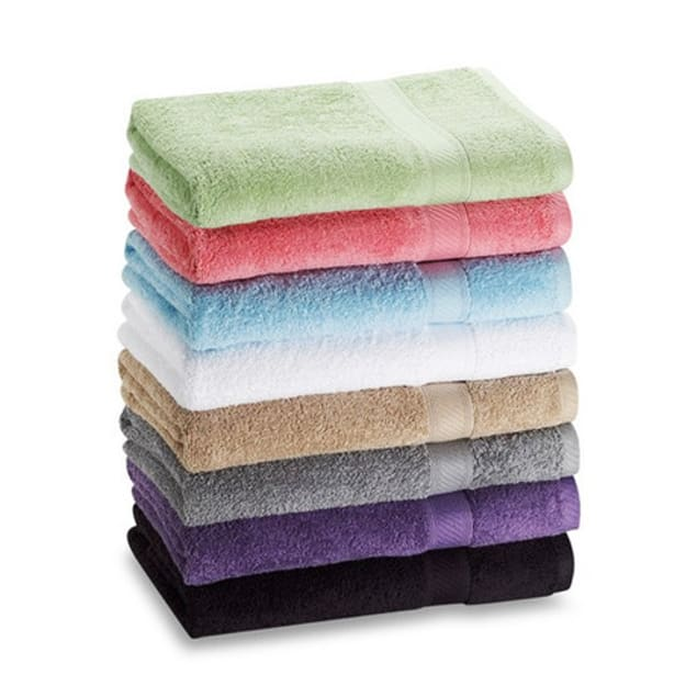 7 Pack 27'' X 52'' 100% Cotton Extra- Absorbent Bath Towels $37.99 + fs