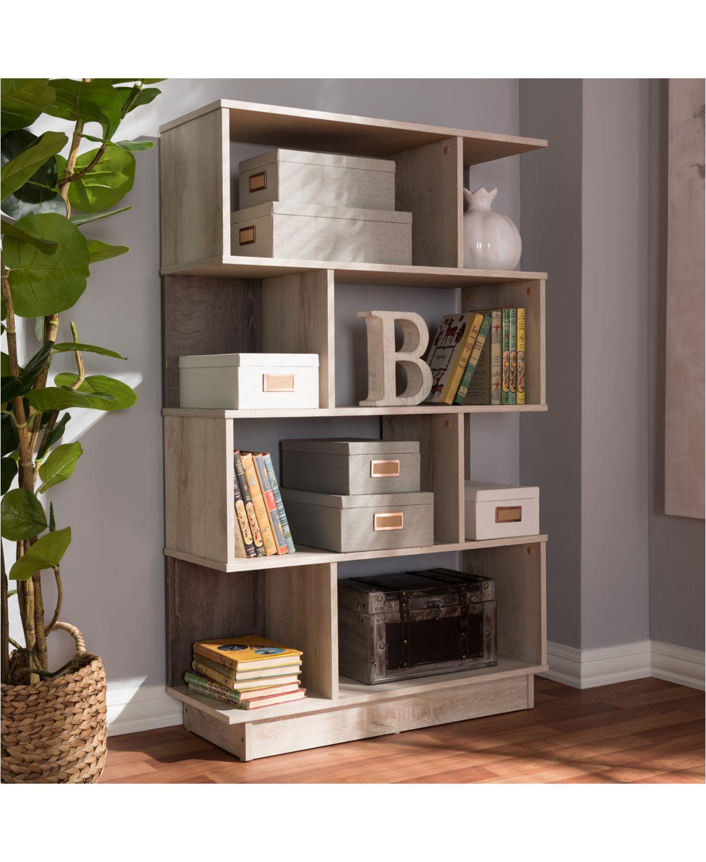 Furniture Teagan Display Bookcase $89