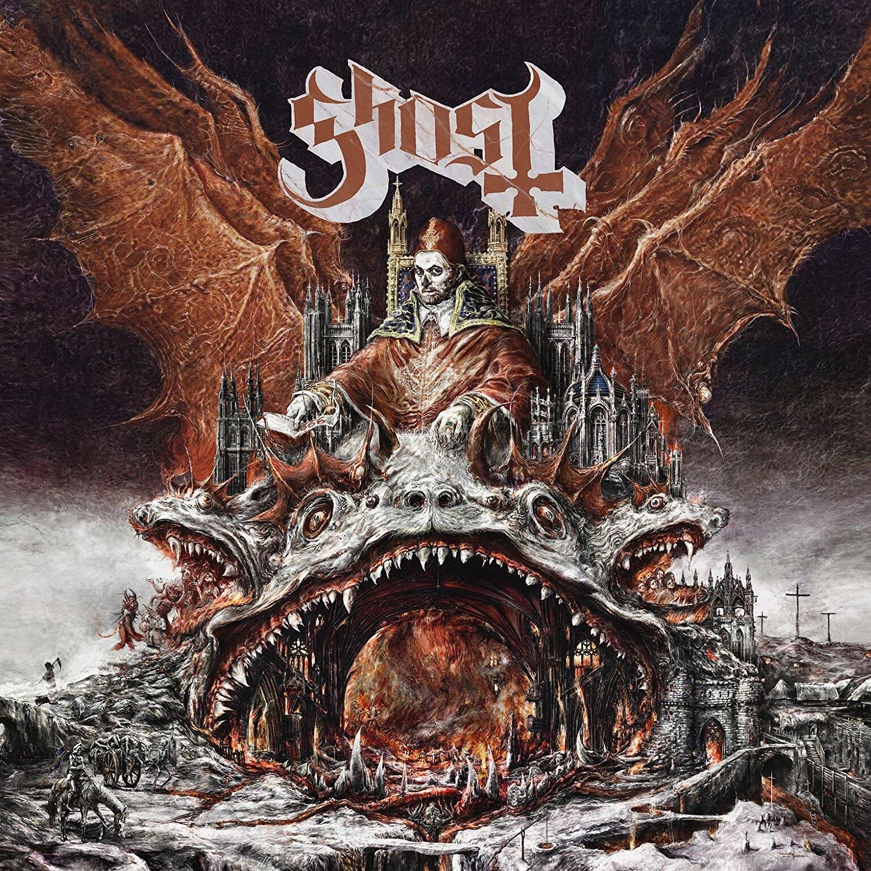 Ghost- Prequelle (Vinyl) $11.4
