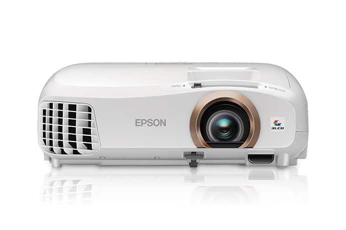 Epson - Home Cinema 2045 LCD Projector - White - $850 + $200 BestBuy Giftcard