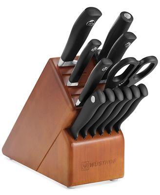 Wusthof Grand Prix II 13-Piece Cutlery Set $205.13