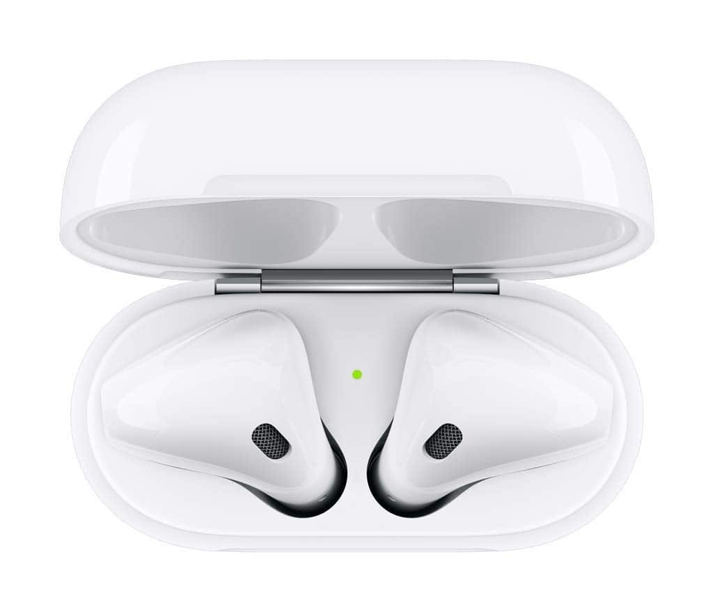Apple AirPods with Charging Case $144.99