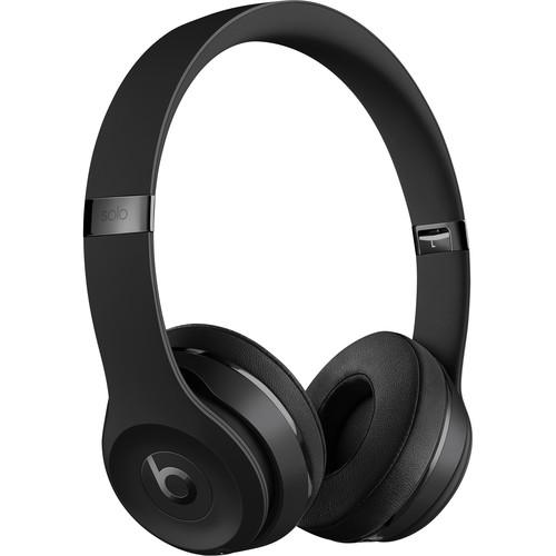 Beats by Dr. Dre Beats Solo3 Wireless On-Ear Headphones (Black / Icon) $129.99