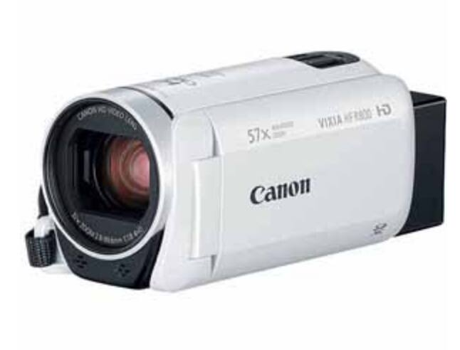 Canon VIXIA HF R800 Full HD Camcorder for $139 @Fry's