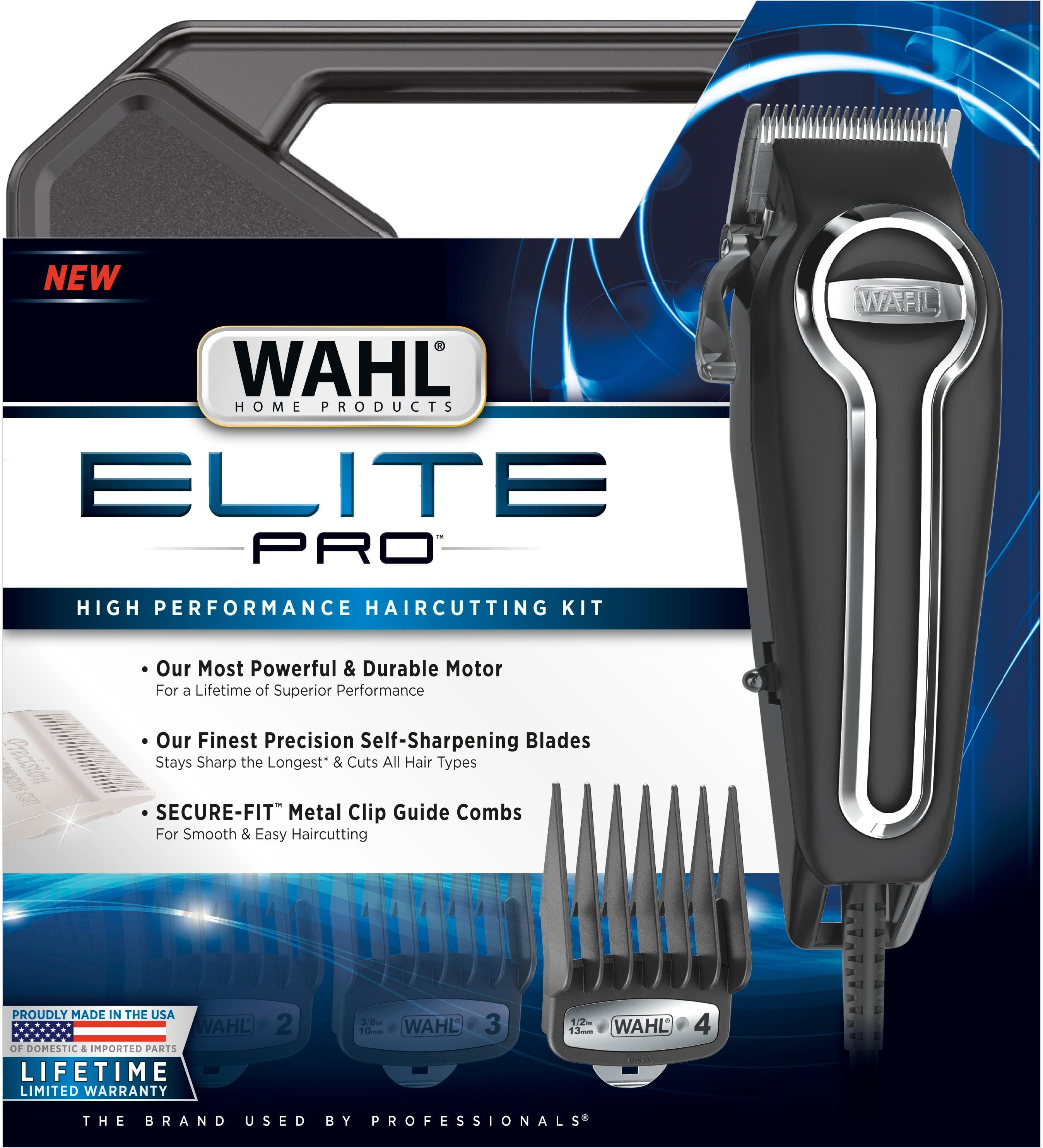 Target - Wahl Elite Pro Haircut kit $38.99 - Free Ship with red card - YMMV