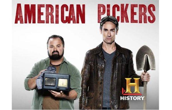 American Pickers Full Seasons 1-11, on Amazon Digital $6.99 each