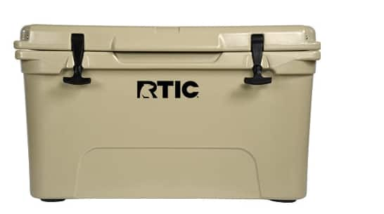 RTIC 45 Tan Cooler (Back in stock)