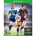 Fifa 16 for Xbox One 43.97 at Walmart.com