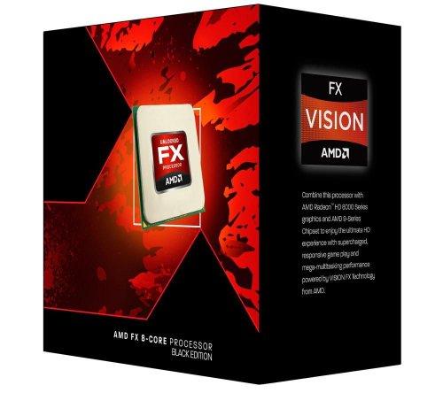 AMD FX-8320 Vishera 8-Core 3.5 GHz (4.0 GHz Turbo) Socket AM3+ 125W Desktop Processor $94.99