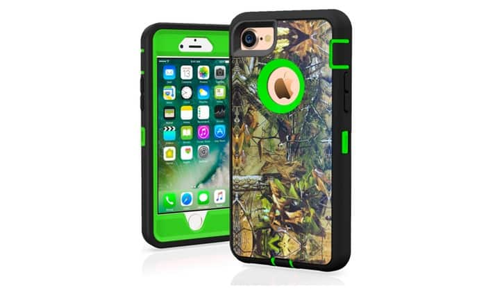 Protective Shockproof Hybrid Case Cover For Apple iPhone 7 / 8 / Plus $3.95