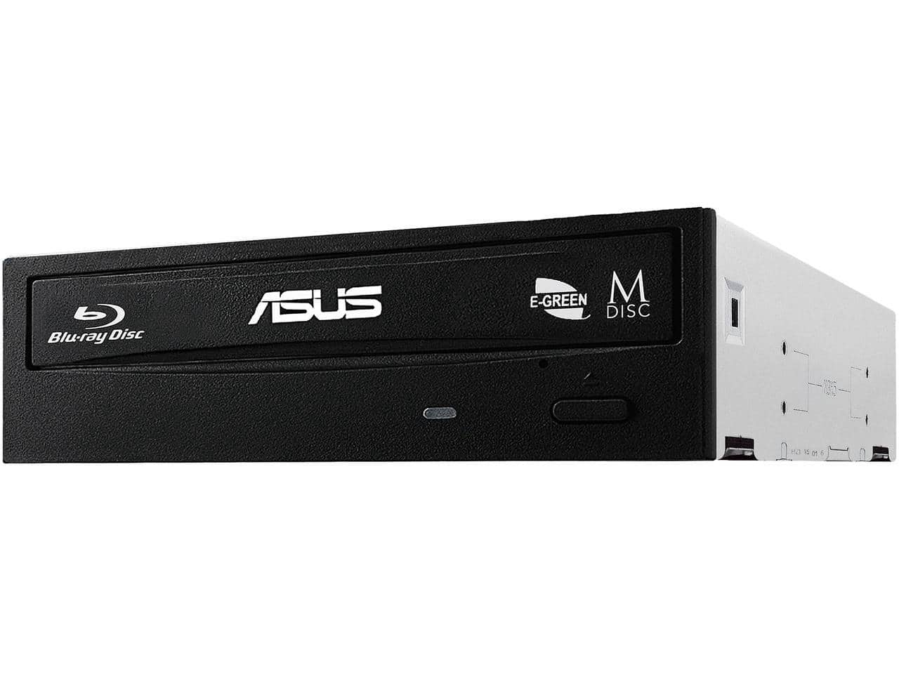 ASUS Black 12X BD-ROM Internal Blu-ray Drive $39.99