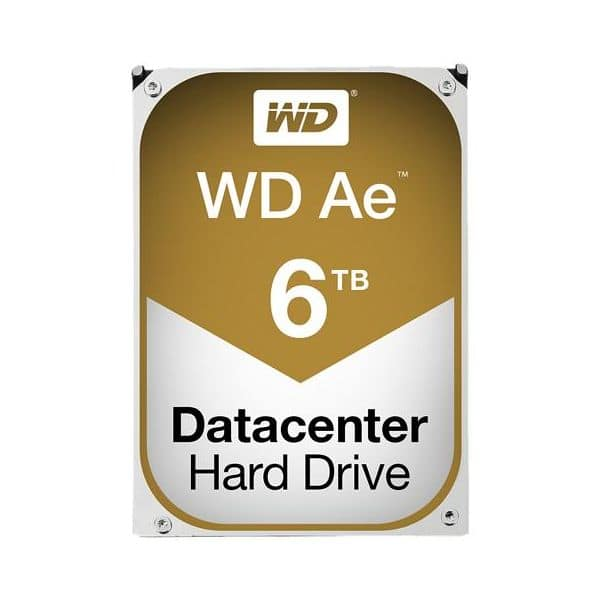 """Western Digital Ae 6TB 64MB Cache SATA 6.0Gb/s 3.5"""" Datacenter Archive HDD for $169.99"""