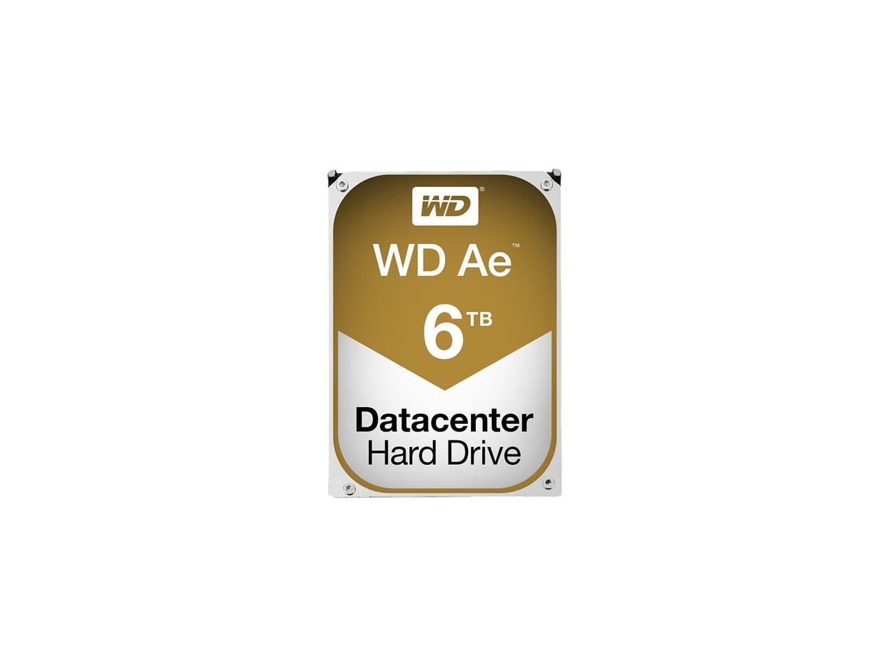 "WD 6TB 5760 RPM 64MB Cache SATA 6.0Gb/s 3.5"" Datacenter Archive HDD $159.99"