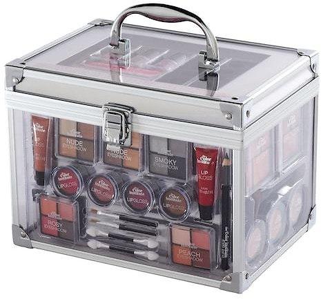 The Color Institute 40-pc. Train Case Color Delights Cosmetics Set - $20.62 @ Kohls