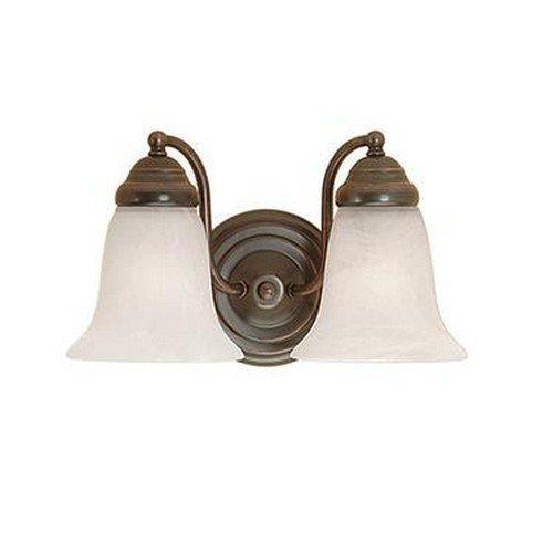 Millennium 332-CB 2-Light UP-Down Vanity Wall Bathroom Light $19.87