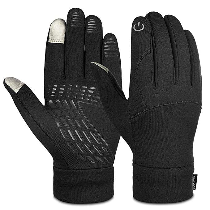 Winter Touch Screen Gloves for Men Women (Black) $4.20 + Free Shipping with Prime