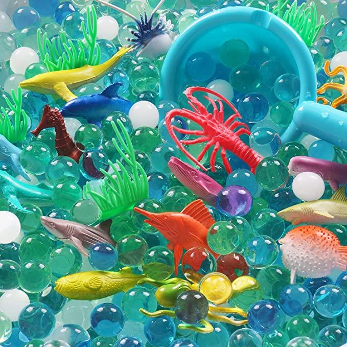 Ocean Water Beads Tactile Sensory Kit $9.59 + Free Shipping w/ Prime