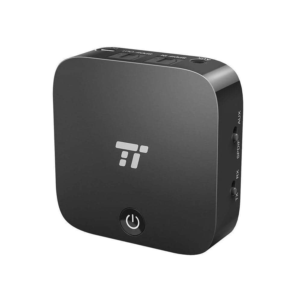 Taotronics Digital Optical TOSLINK and 3.5mm Wireless Audio Adapter for TV/Home Stereo System $28.99 + FS