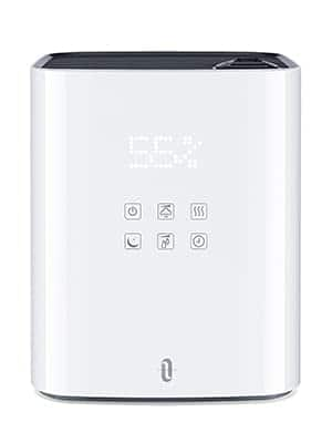TaoTronics 5.5L Quiet Warm and Cool Mist Bedroom Humidifiers $59.99 + Free Shipping