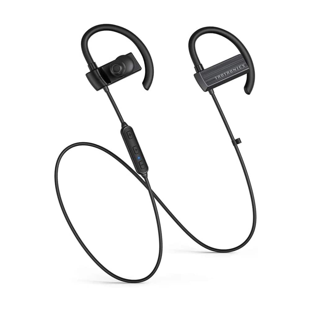 Bluetooth 5.0 Wireless Earphones Snug Fit for Sports $9.60 + Free Shipping